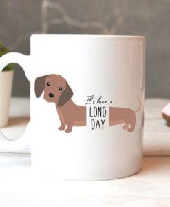 mockup 247x300 - It's been a long day, Dachshund Mug, Sausage Dog Mug, Dachshund Gift, Sausage Dog Lover, Funny Mug