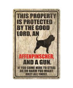 Affenpinscher Warning Dog Sign Distressed Wood 247x300 - Affenpinscher Dog Sign Dog Warning Sign Dog Sign Warning Sign Affenpinscher Gift Sign Gun Sign 2nd Amendment Sign NRA Sign Firearm