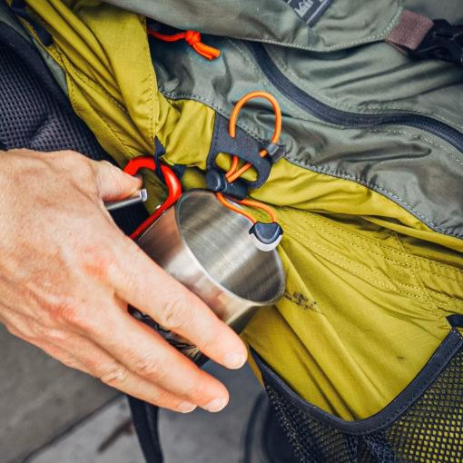 2 510x510 - Personalized 11 oz. Carabiner Campfire Mug - coffee mug, camping, outdoor, camp mug, adventure, Wilde Nomad, mountains, mug, camping mug