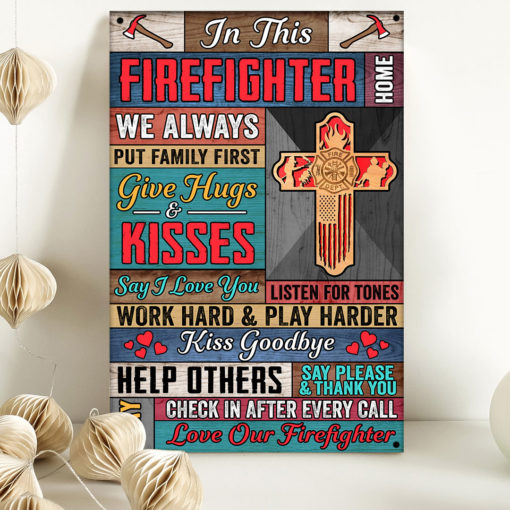 Firefighter Mockup 510x510 - Firefighter, in this firefighter home - Best Gift for firefighter - Firefighter retirement